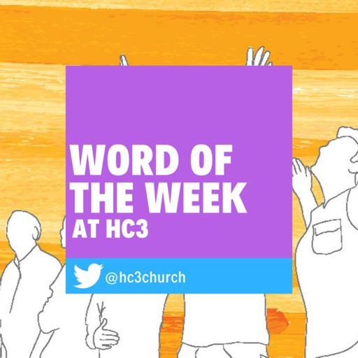 Cover art for podcast Word of the Week at HC3