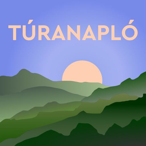 Cover art for podcast Túranapló