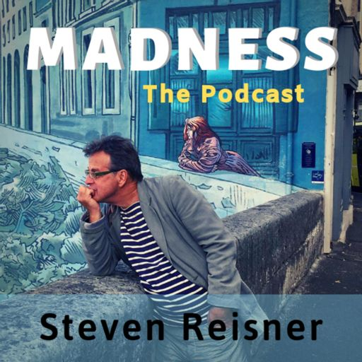 Cover art for podcast Madness: the Podcast.