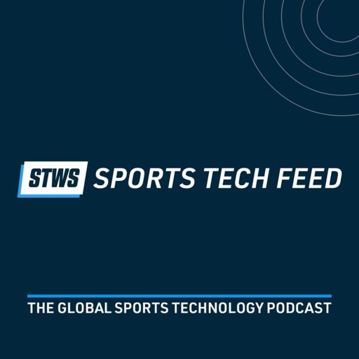 Cover art for podcast Sports Tech Feed