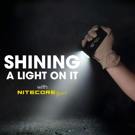 Cover art for podcast Shining a Light on It with NITECORE Store