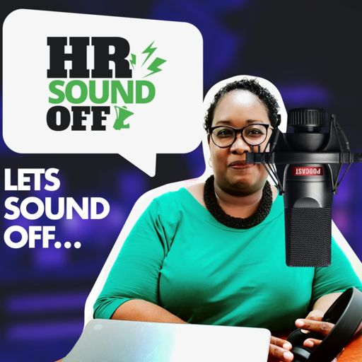 Cover art for podcast HR Sound Off
