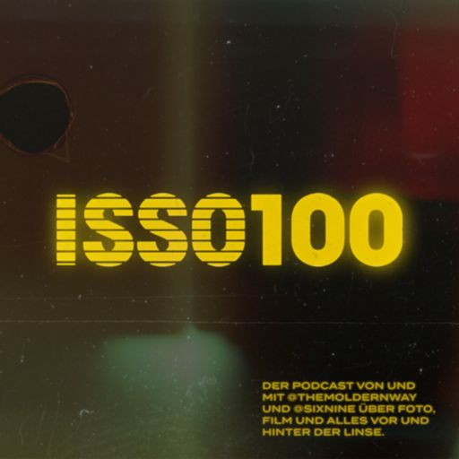 Cover art for podcast ISSO100