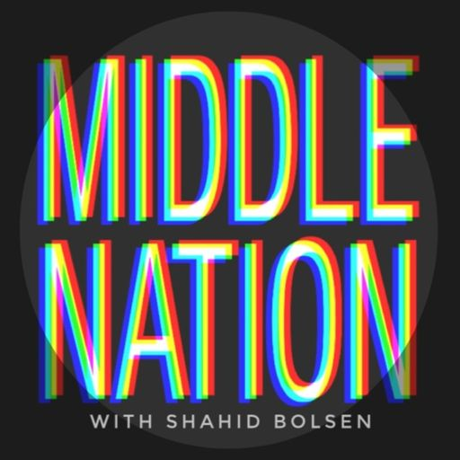 Cover art for podcast Middle Nation