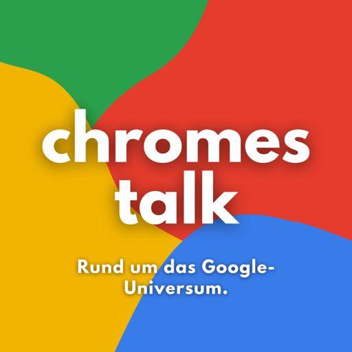 Cover art for podcast chromestalk