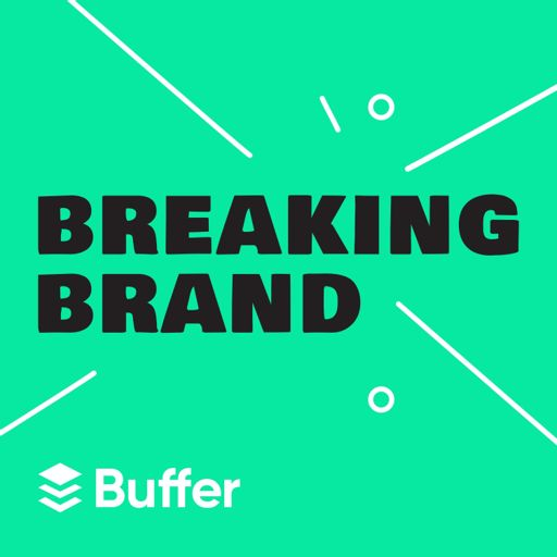 Cover art for podcast Breaking Brand