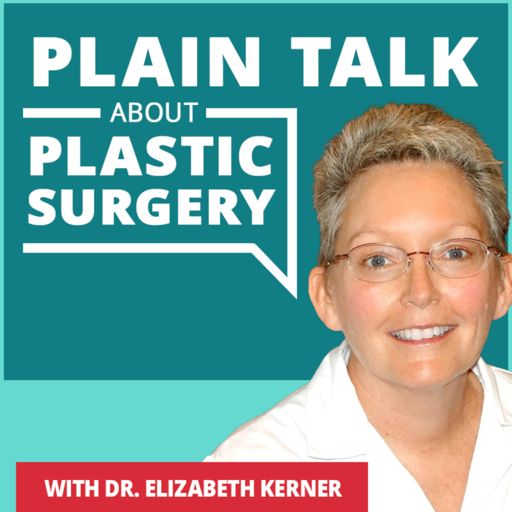 Cover art for podcast Plain Talk About Plastic Surgery