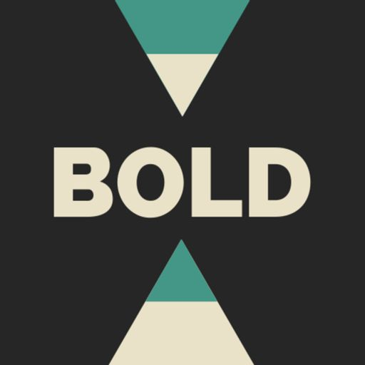 Cover art for podcast Bold: A Writing Podcast