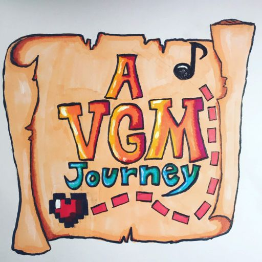 Cover art for podcast A VGM Journey