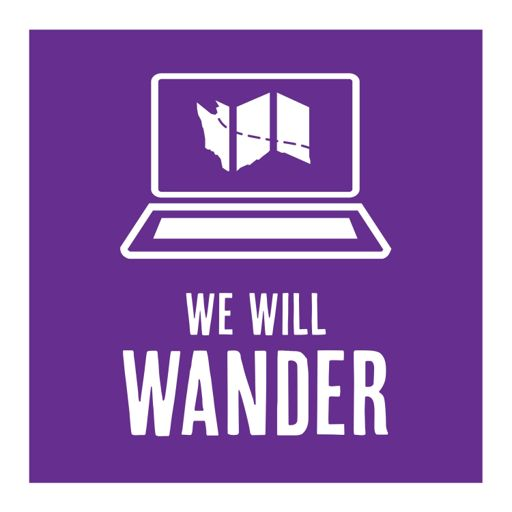 Cover art for podcast We Will Wander