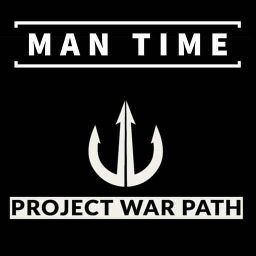 Cover art for podcast Project War Path MAN TIME