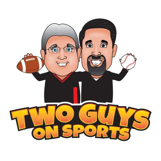 Cover art for podcast Two Guys On Sports