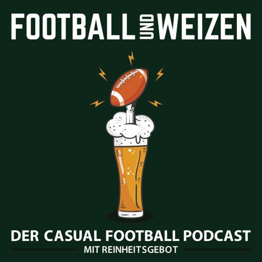 Cover art for podcast Football und Weizen - Der Casual Football Podcast mit Reinheitsgebot