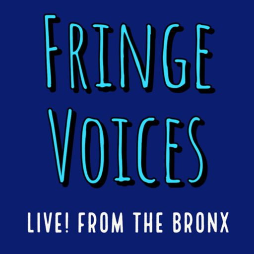 Cover art for podcast Fringe Voices