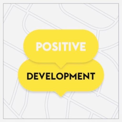 Cover art for podcast Positive Development