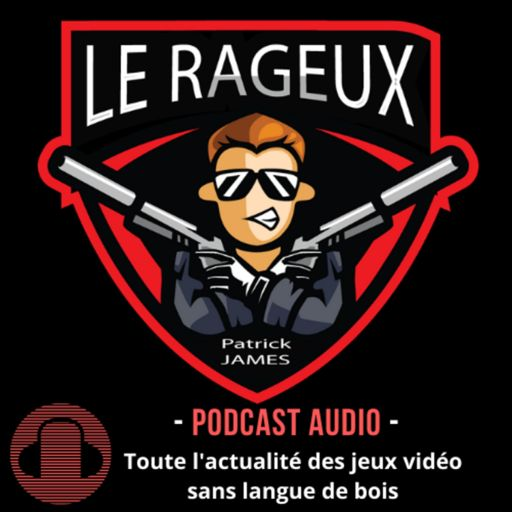 Cover art for podcast Le Rageux