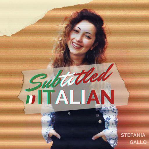 Cover art for podcast Subtitled Italian