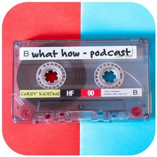 Cover art for podcast WHAT how?