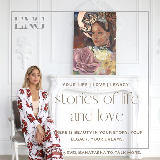 Cover art for podcast Stories of Life and Love