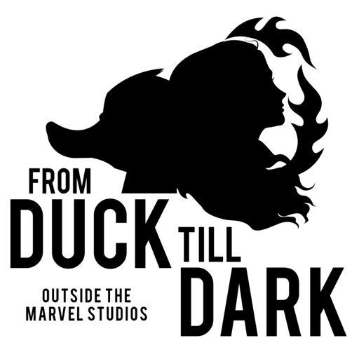 Cover art for podcast From Duck Till Dark: Outside the Marvel Studios