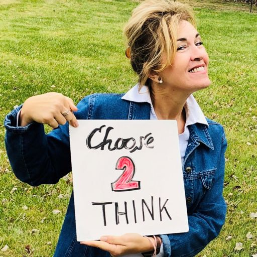 Cover art for podcast Choose 2 Think