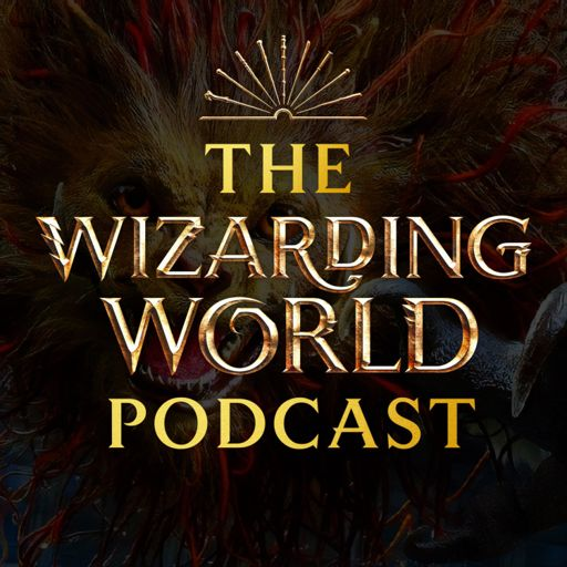 Cover art for podcast The Wizarding World Podcast