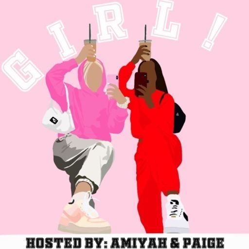 Cover art for podcast GIRL!