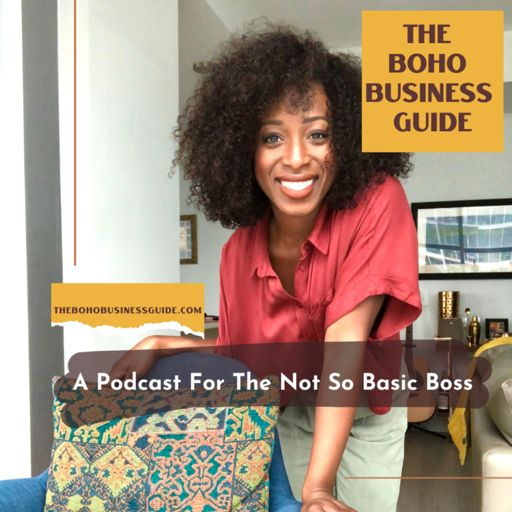 Cover art for podcast The Boho Business Guide