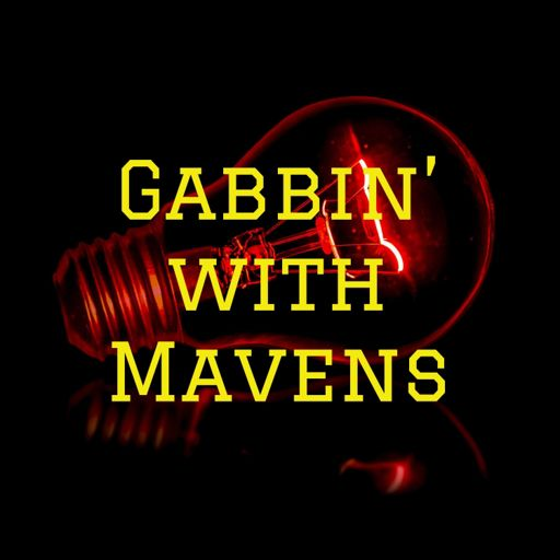 Cover art for podcast Gabbin' with Mavens