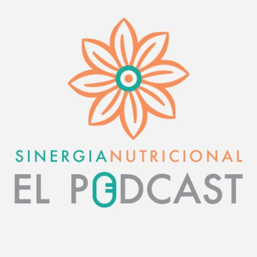 Cover art for podcast Sinergia Nutricional - El Podcast