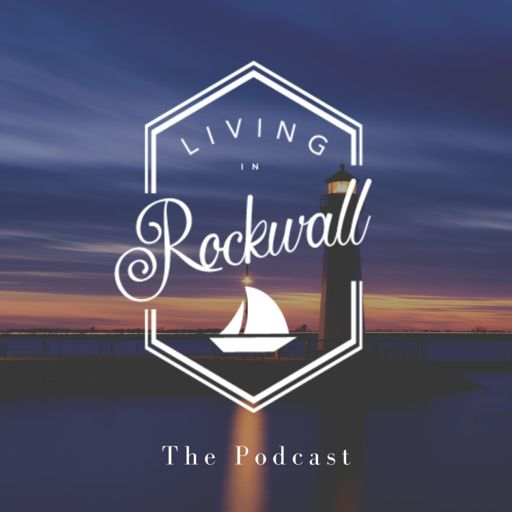 Cover art for podcast Living In Rockwall
