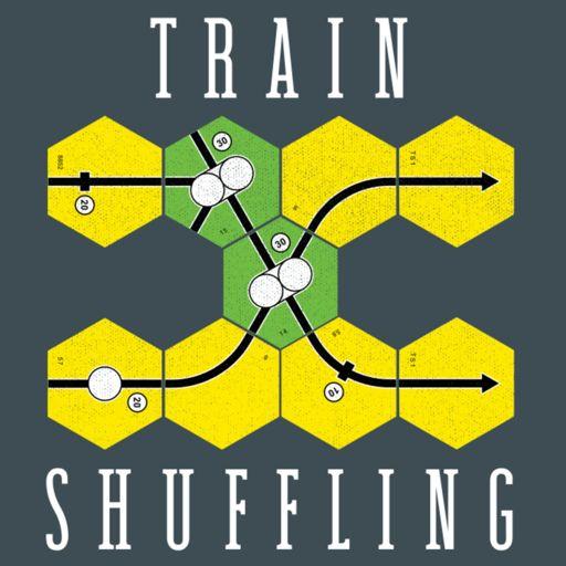 Cover art for podcast Train Shuffling