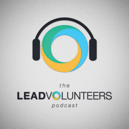 Cover art for podcast The Lead Volunteers Podcast