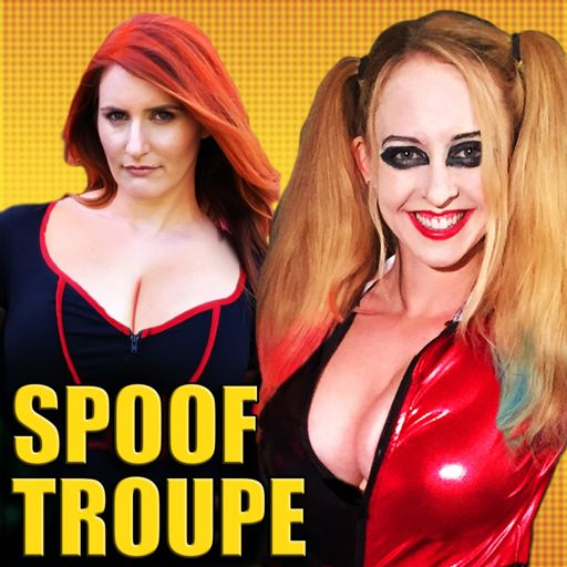 Cover art for podcast Spoof Troupe