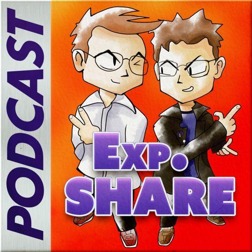 Cover art for podcast EXP. Share: A Pokémon Podcast