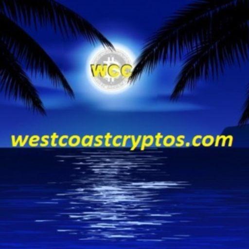 Cover art for podcast West Coast Cryptos