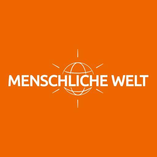 Cover art for podcast MENSCHLICHE WELT