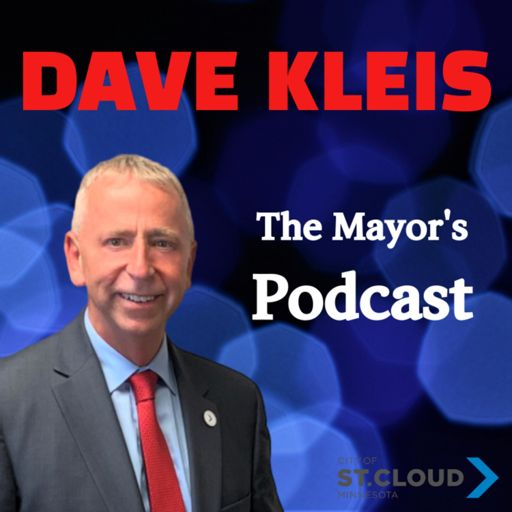Cover art for podcast Mayor Dave Kleis