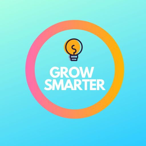 Cover art for podcast Grow Smarter