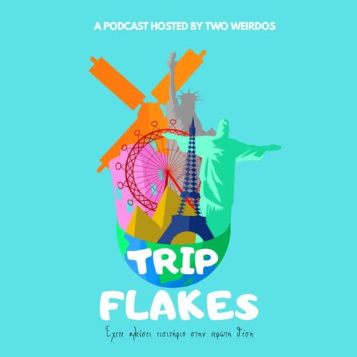 Cover art for podcast Trip Flakes