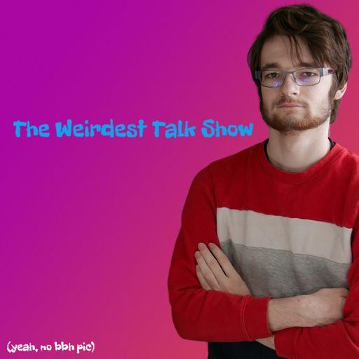 Cover art for podcast The Weirdest Talk Show