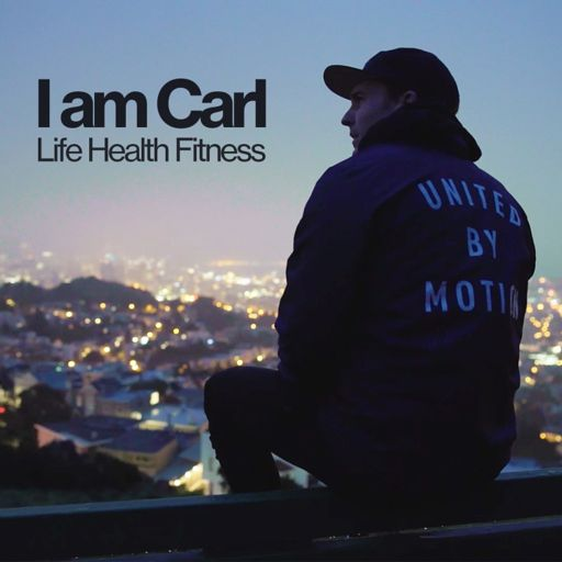 Cover art for podcast I am Carl
