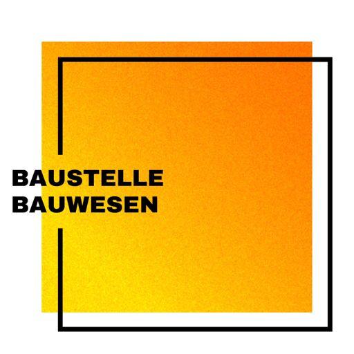 Cover art for podcast Baustelle Bauwesen