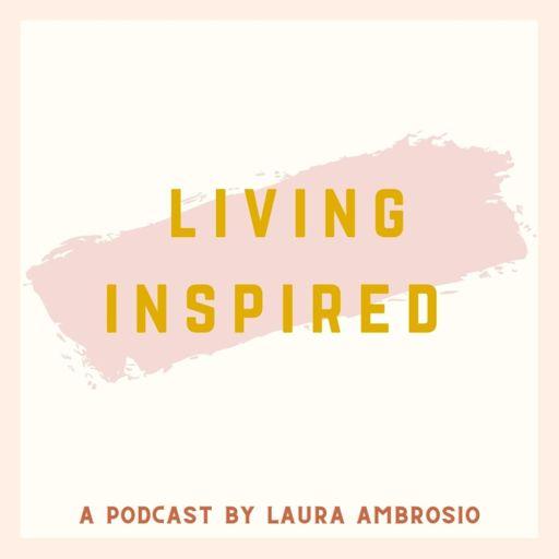 Cover art for podcast Living Inspired