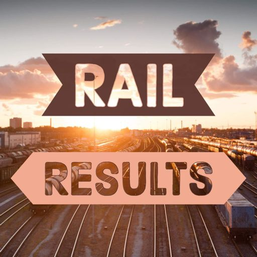 Cover art for podcast Rail Results