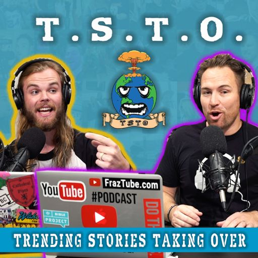 Cover art for podcast The Trending Stories Taking Over podcast | T.S.T.O.
