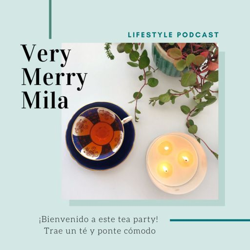 Cover art for podcast Very Merry Mila