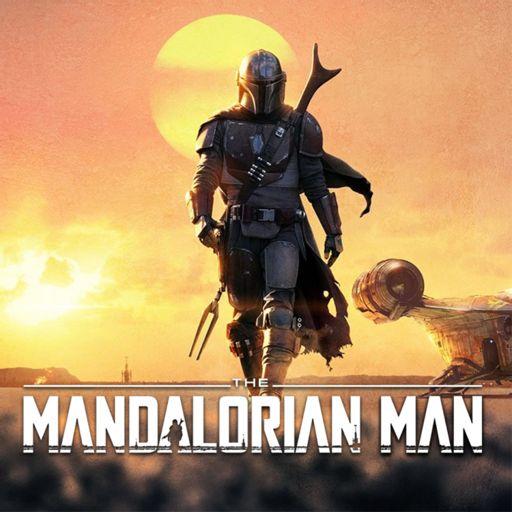 Cover art for podcast The Mandalorian Man