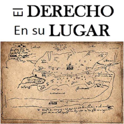 Cover art for podcast El Derecho en su Lugar