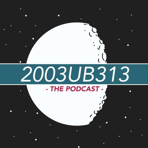 Cover art for podcast 2003UB313